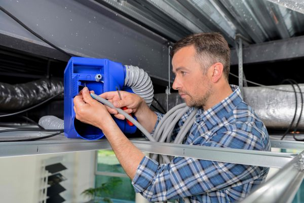 HVAC Energy Efficiency Certainty Inspections