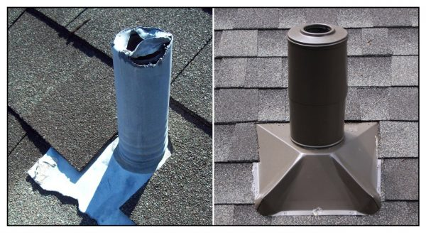 Roof maintenance - Home Inspection Checklist